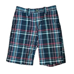 Tommy Hilfiger Blue,Red and White Shorts